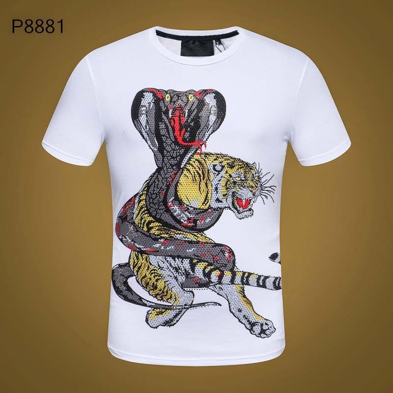 fb6bd23912dd Men T Shirt Summer O Neck Casual Fashion Hip Hop Print Tops Tees Cotton  High Quality  3101 PP Men S Short Sleeve T Shirts Funny T Shirts Cheap As T  Shirts ...