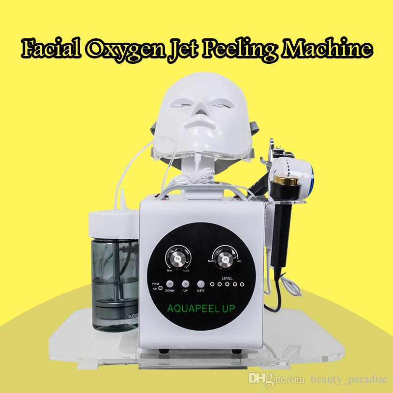 New model Hydro Beauty And Personal Care Skin Deep Cleaner Water Peeling  Bottle Facial Device/oxygen face Peeling Machine