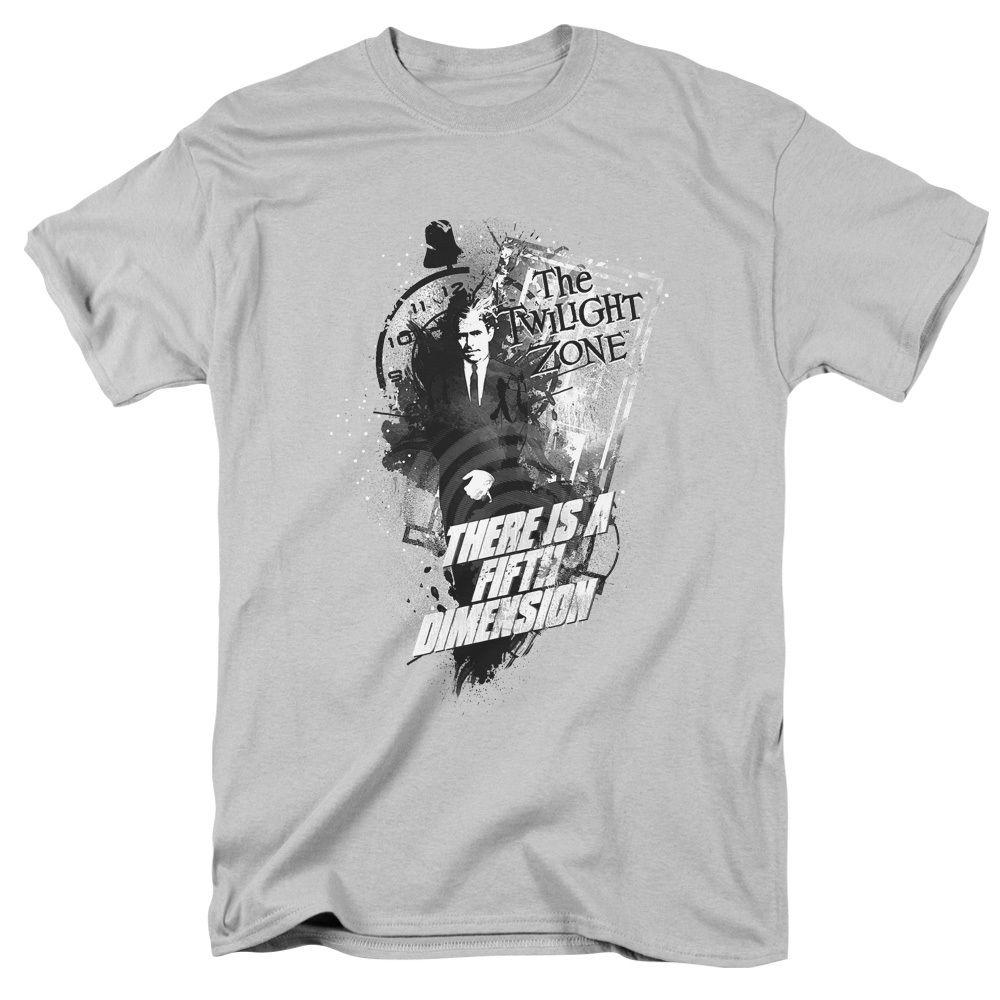 The Twilight Zone There Is A 5th Dimension T Shirt Adult Child