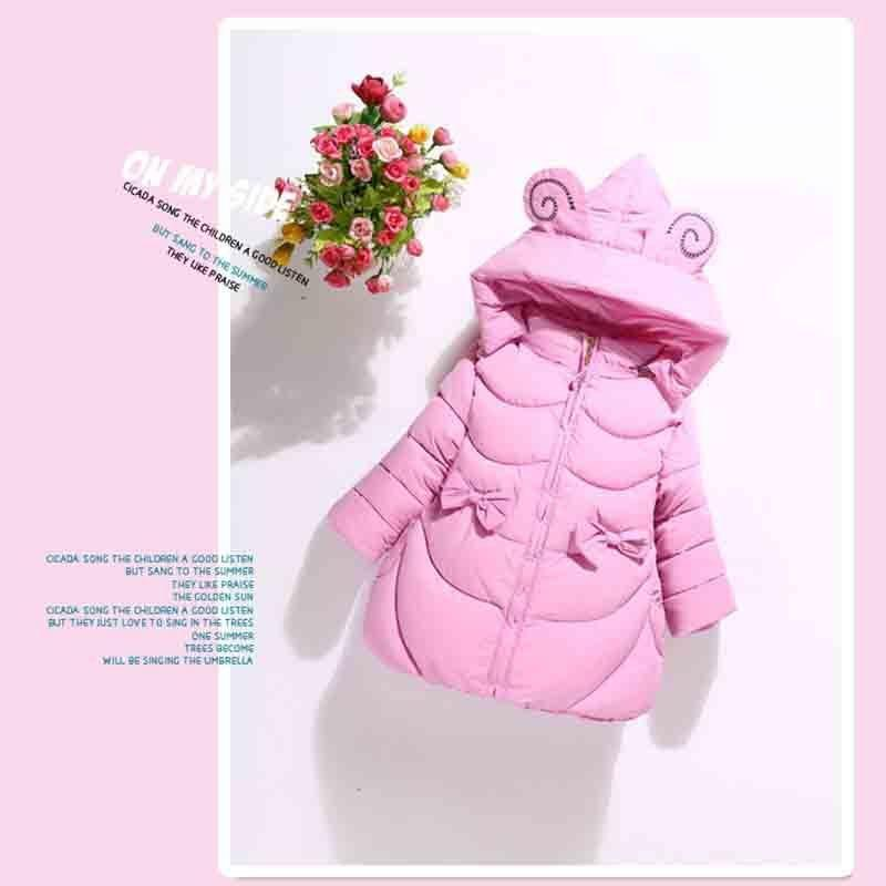 dae3bbec4 Good Quality Baby Girl Winter Clothes Cute Cartoon Children Plus ...