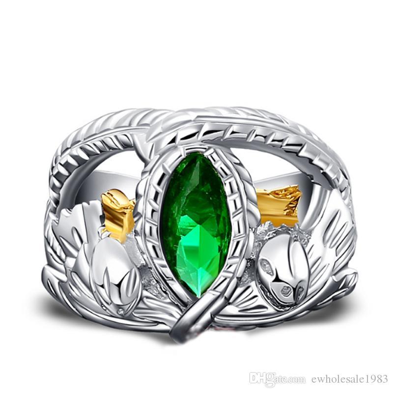 Grosshandel Der Herr Der Ringe 925 Sterling Silber Aragorn Ring Von