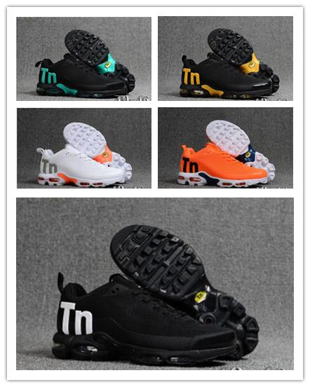9a51678dd7 2019 Newest Mens Airs Mercurial Tn Running Shoes Fashion Rainbow Colorfull  Men Designer Sneakers Chaussures Hombre Tn Man Sport Trainers Eur40 47 From  ...