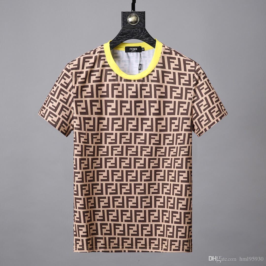 4c688264c 2019Spring Summer Fashion Polo Mens Designer Brand T-shirt ...