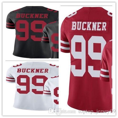 fd512adee Cheap 2018 Top Can Custom San Francisco 49ers Jerseys  99 DeForest Buckner  Men WOMEN YOUTH Men s Baseball Jersey Majestic Stitched Sportswear