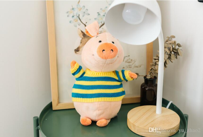 new Toys toys Stuffed Plush Animals wholesale and retail NICI waiby girls piggy doll ins photo baby cute gifts free delivery
