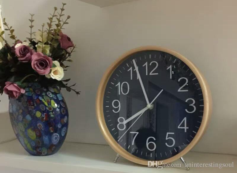 Acheter horloge de bureau salon moderne simple horloge pendule