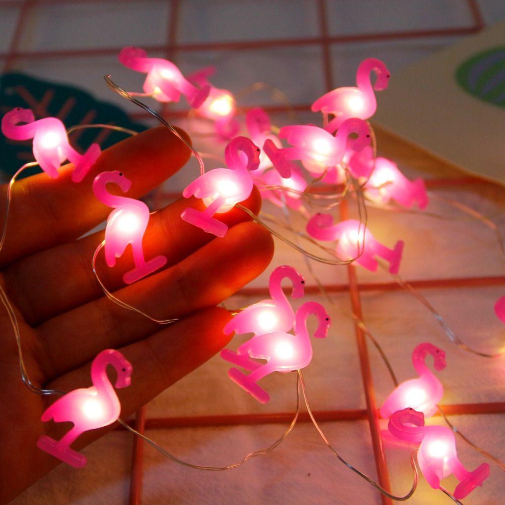 db4102a63151 QIFU Flamingo Decoration Tropical Summer Beach Birthday Party Decor Events  Luau Flamingo Hawaii Hawaiian Party Supplies Hibiscus Princess Party Favors  ...
