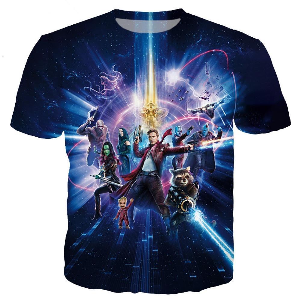 47e9449b91 2019 Newest Style Fashion Design T Shirt Men/Women Marvel Avengers Endgame  4 3D Print T Shirts Short Sleeve Harajuku Style Tshirt Tops U1693 Fun T  Shirt Buy ...