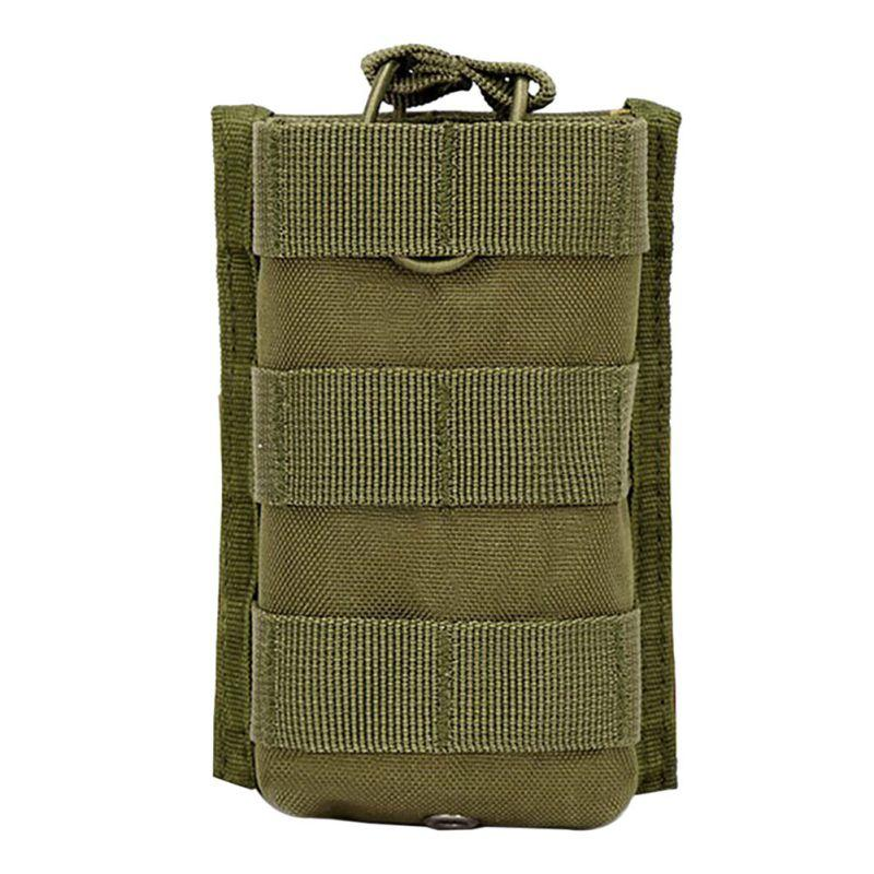 Outdoor Tactical Talkie Bags Molle Rifle Mag Pocket Sports Pendant Package for M4 M16 Pouch Magazine Pouches Newest