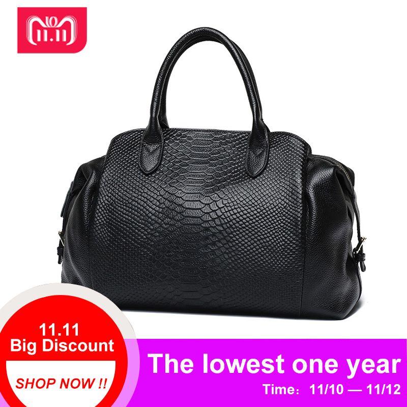 2019 Fashion 2018 Autumn Winter Brand PASTE Women Handbag European Style Genuine  Cow Leather Crocodile Pattern Shoulder Bag Large Tote Side Bags Handbag ... 353bac02e15b2
