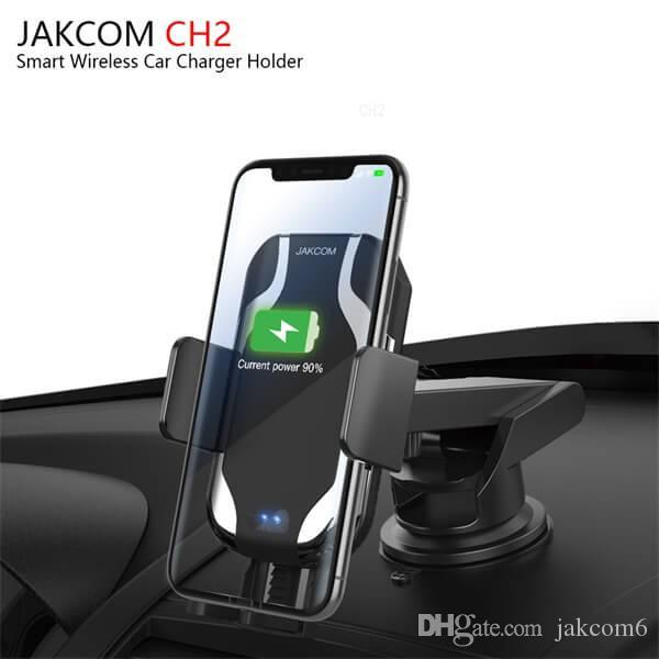 JAKCOM CH2 Smart Wireless Car Charger Mount Holder Hot Sale in Cell Phone Mounts Holders as xioami mobile support smart gadgets