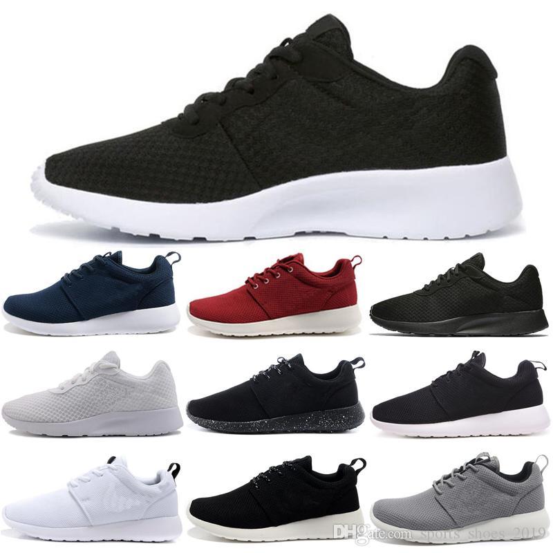 Roshe 0 Run Tanjun 3 Nike Triple Donna 0 Running Ginnastica Nero Uomo One Shoes London Jogging Da 1 Olympic Scarpe Bianco Sport 5q4AL3Rj