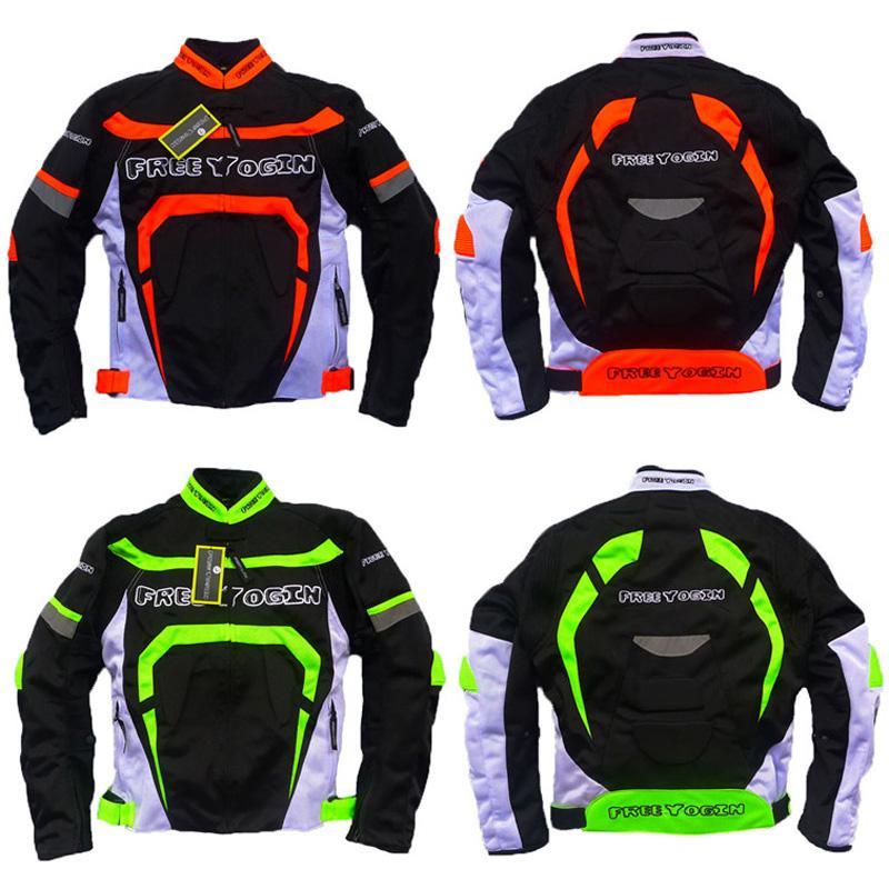 Compre Motos Motos Carreras Chaqueta Moto Gp Equitación Ropa Hombres Jaqueta  Motoqueiro Chaquetas Armadura Cruzada Moto Transpirable A  94.08 Del Bdauto  ... e63b0e2ec33cd