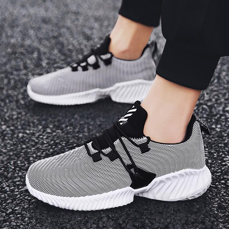 abd70f6aab Shoes Men Sneakers Male Trainers Tenis Masculino Adulto High Quality Ultra  Boosts Breathable Footwear Sapato Masculino Krasovki Red Shoes Footwear  From ...