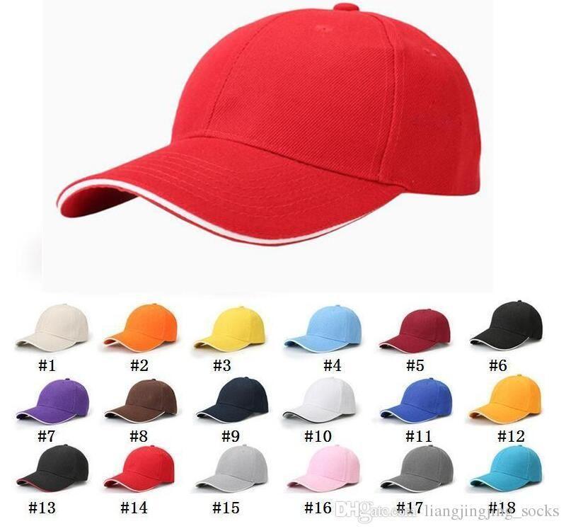 39da7d24 2019 Unisex Plain Baseball Cap Ball Solid Blank Visor Adjustable Hats Solid  Sports Visor Sun Golf Ball Hat From Hxlsportstore, $12.95 | DHgate.Com