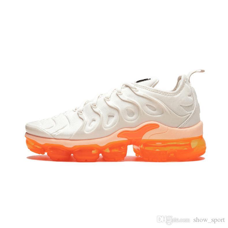 release date 67e2b 04ec9 Acquista Nike Air Max Tn Scarpe Sportive Da Corsa Firmate TN Plus Da Uomo  Gioco Royal Orange BETRUE Menta Mandarino Grape Volt Scarpe Da Ginnastica  Iper ...