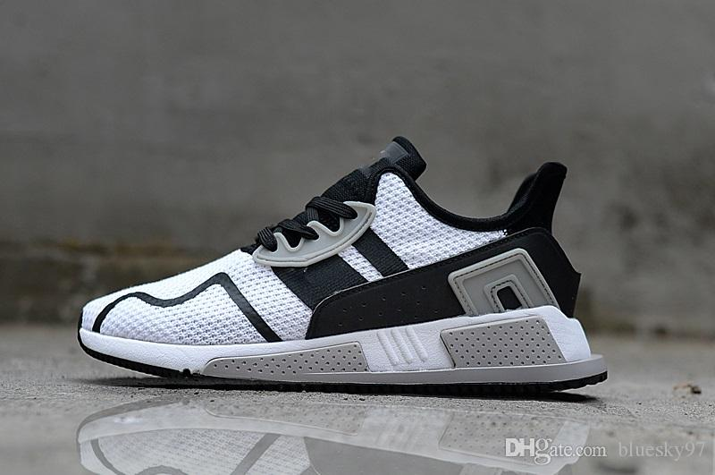 newest collection 69ee8 80771 2019 New Fashion EQT Cushion ADV for unisex Sneakers Triple Black White Red  Blue Shoes size 36-45