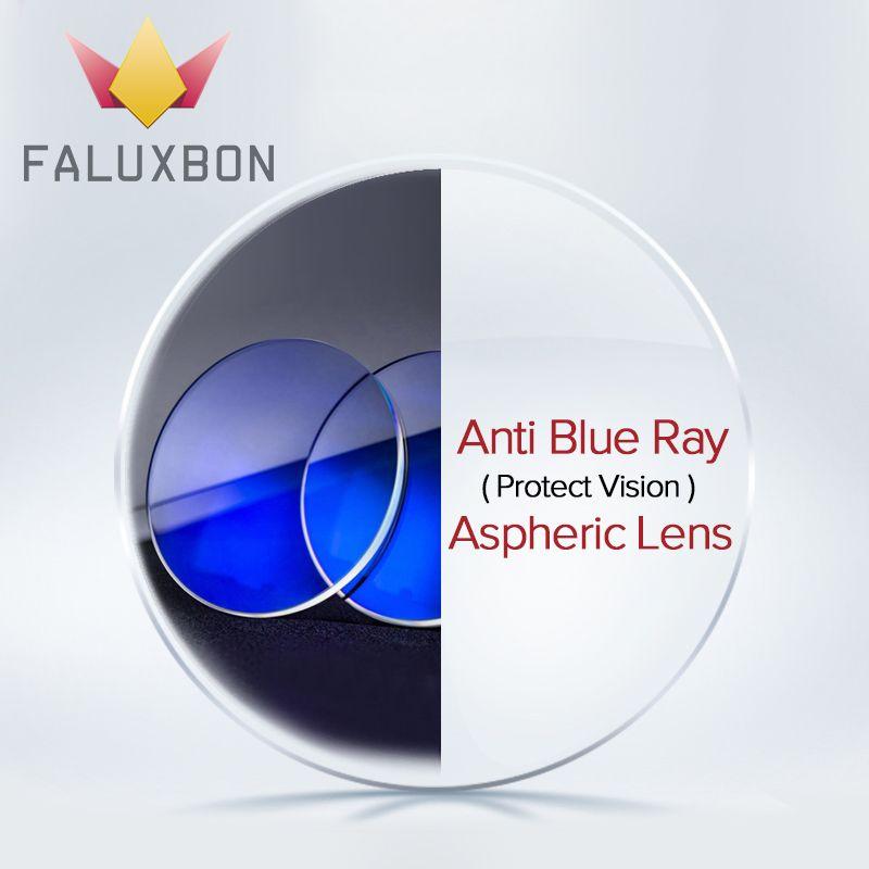 d251f2aadd 2019 CR 39 Resin Aspheric Lens 1.56 1.61 1.67 Prescription Lenses Anti Blue  Ray Optical Myopia Glasses Lens Hyperopia Presbyopia From Fenkbao, ...