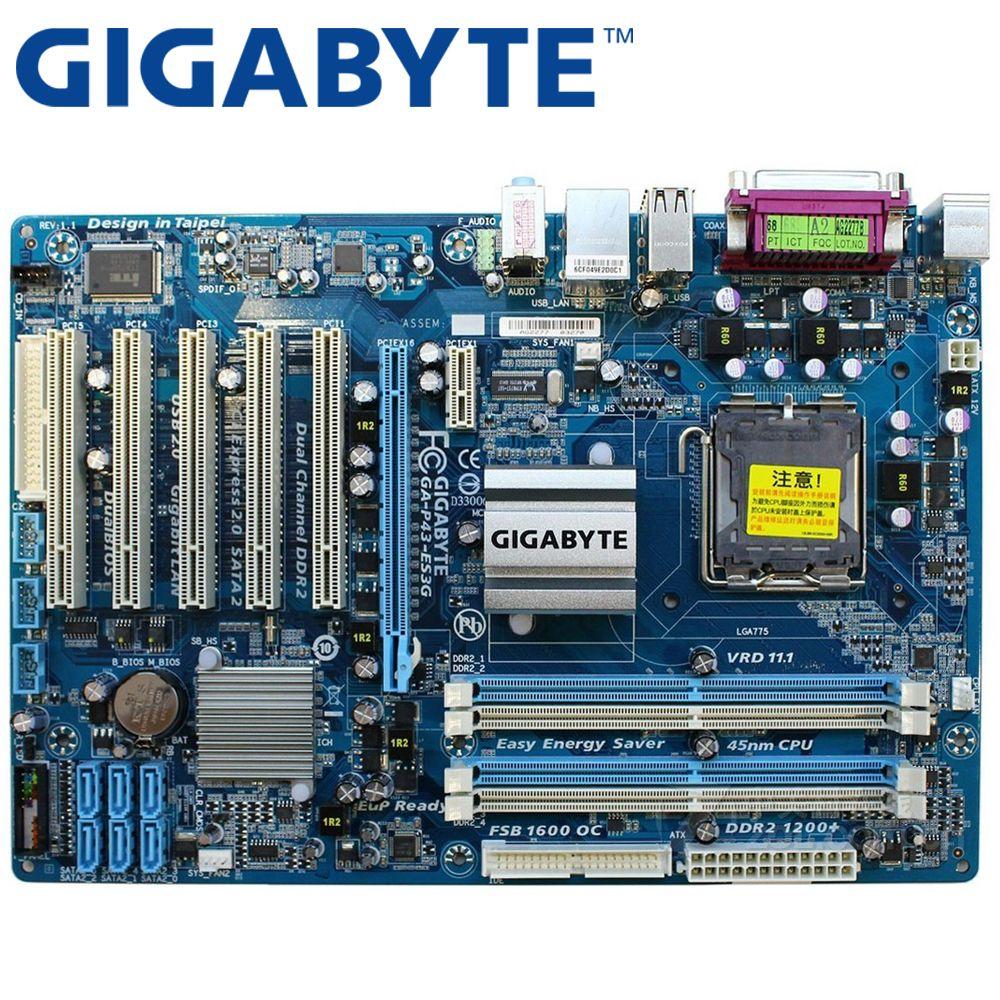 GIGABYTE P43-ES3G LAN DRIVER FOR WINDOWS