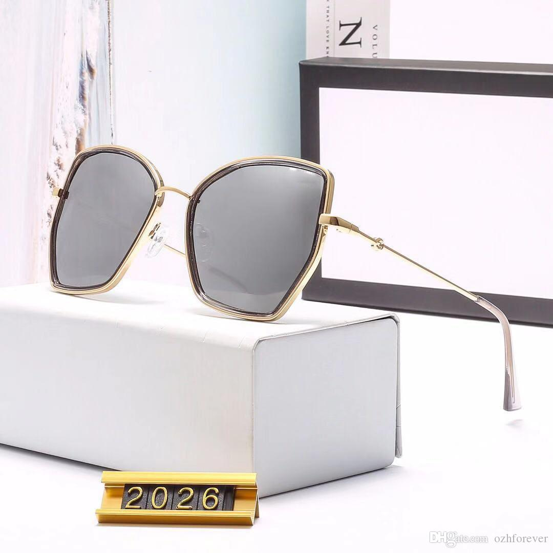 ab6fd68745 Compre Gucci GG2026 Gafas De Sol De Diseño Para Hombres Gafas De Sol Para  Hombres Mujeres Gafas De Sol Para Hombre Gafas De Diseño Para Hombre 2026  Gafas De ...