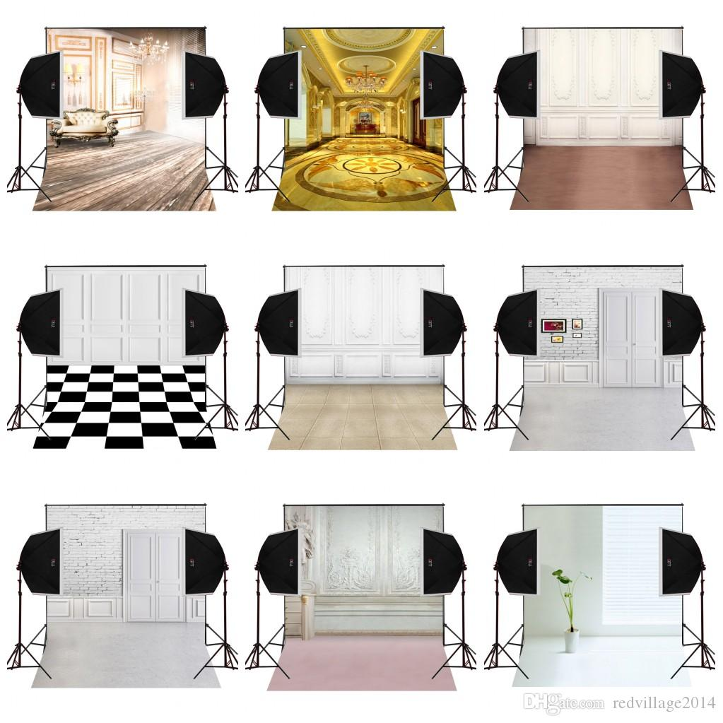 custom 5X7FT indoor bedrooms decorative vinyl photography backdrop photo background digital music studio prop comunion decoracion for party