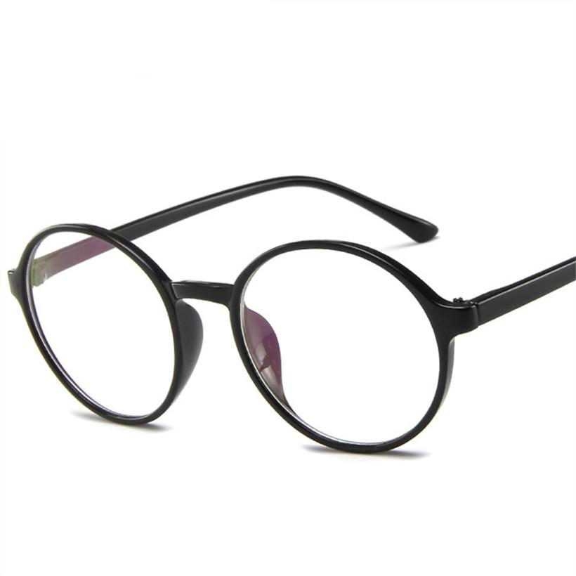 d237f7419a1 Imwete Women Clear Glasses Frame Men Round Transparent Eyeglasses ...