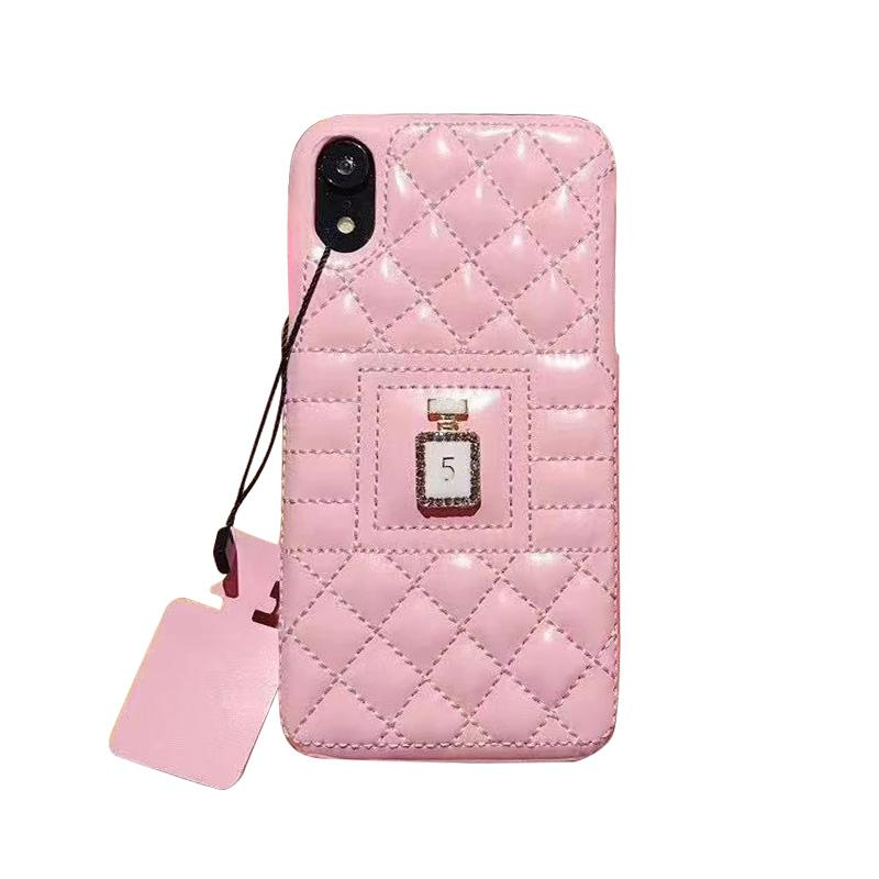 wholesale perfume pattern pu leather design phone cases for iphone xwholesale perfume pattern pu leather design phone cases for iphone x xs max xr 6 s 7 8 plus back cover fashion chic phone case free dhl phone case custom