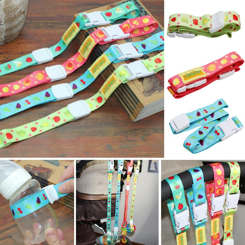 Anti-lost Strap Baby Stroller Rope Baby Toys Sippy Cup Baby Bottle Strap Holder For Chair Car Mother & Kids