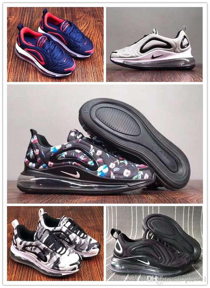 990f6f27 2019 Nike Air Max 720 Youth Running Shoes Kid Sneakers Air 72c 720s Run  Outdoor Sports Shoes Size 28 35 From Ptcw01, $72.37 | DHgate.Com