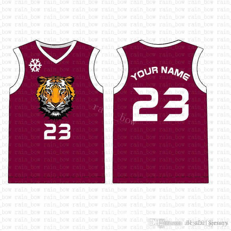 2019 New Custom Basketball Jersey High quality Mens free shipping Embroidery Logos 100% Stitched top sale05