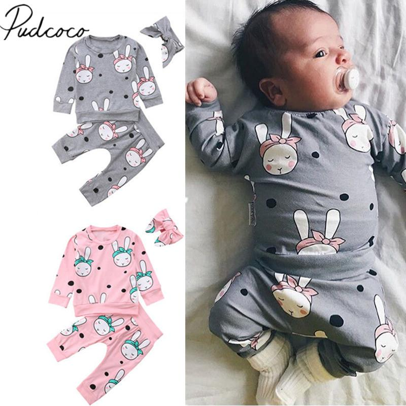bc3eb0be2 2019 2018 Brand New Autumn Winter Toddler Baby Girls Boys Clothes ...