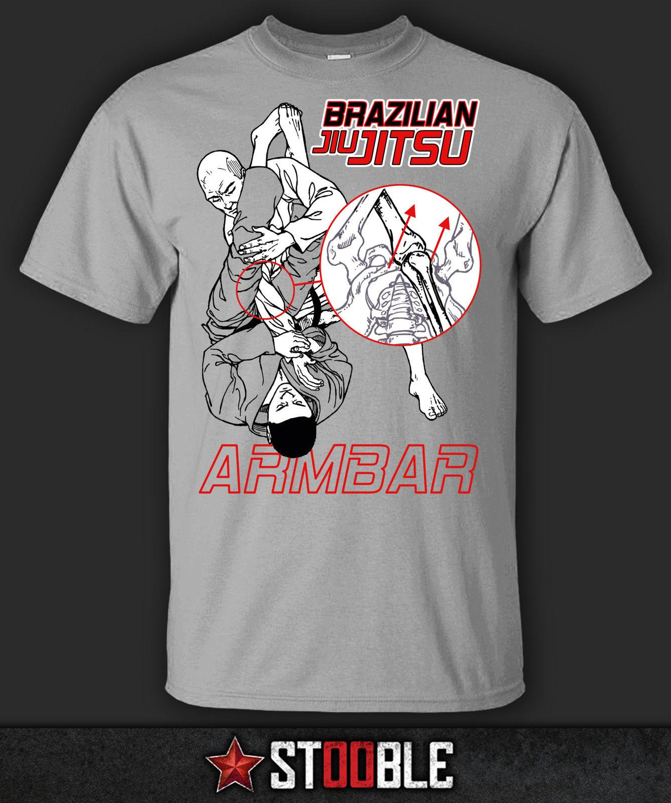 BJJ Brazilian Jiu Jitsu Armbar T Shirt Direct From StockistFunny Unisex Casual Tee Gift Themed Shirts Latest T Shirts Design From Buttonitbadges, ...
