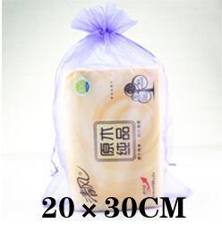 Borsa dei monili di 8x10cm piccolo regalo di cerimonia nuziale sacchetto del organza che mostra l'imballaggio dei monili sacchetti dei monili l'orecchino