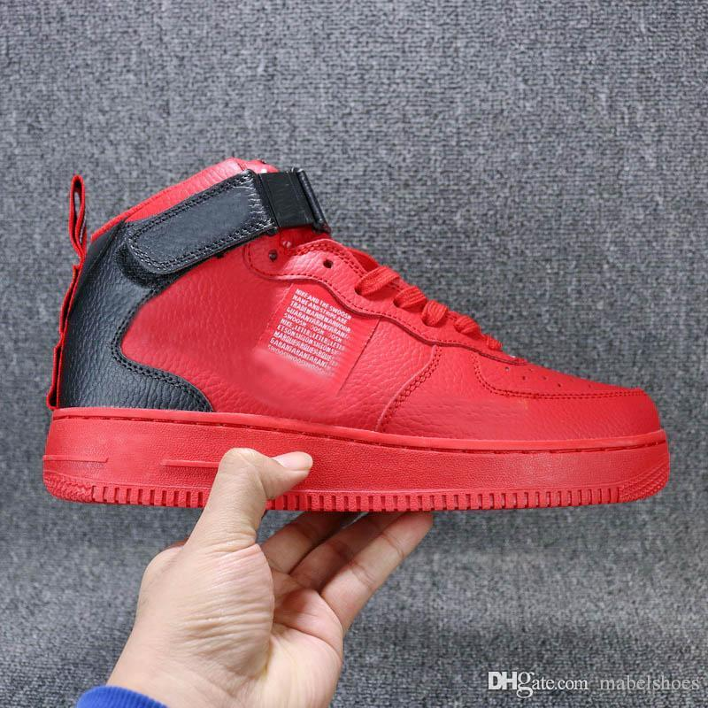 67ba84c147d8 Update Letter 07 High Skateboard Shoes 1s Red Green New Fashion Designer  Mens Women Casual Basketball Shoe With Double Box Latest Shoes Shoes Brands  From ...