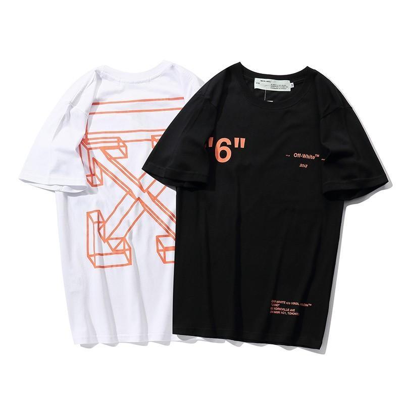 Nouvelle T Été Mode Pour Marée Shirts Hommes Acheter 2019 Femmes Et b6gvYfy7