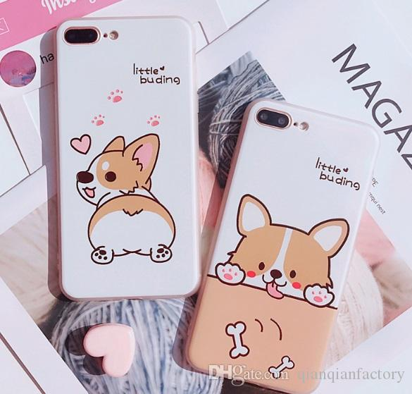 cartoon cell phone case for iphone XS max XR X 6S 7 8 plus TPU soft mobile phone case slim ultra thin high quality cheap case cover DHL