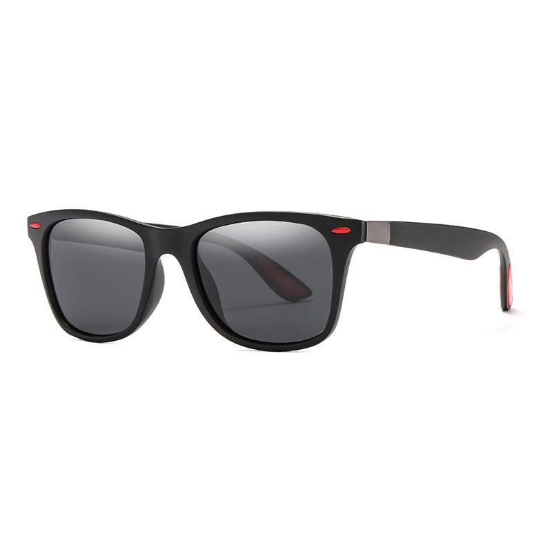 401057b1f4 Fashion Brand Designer Polarized Sunglasses Men Women Driving Square ...