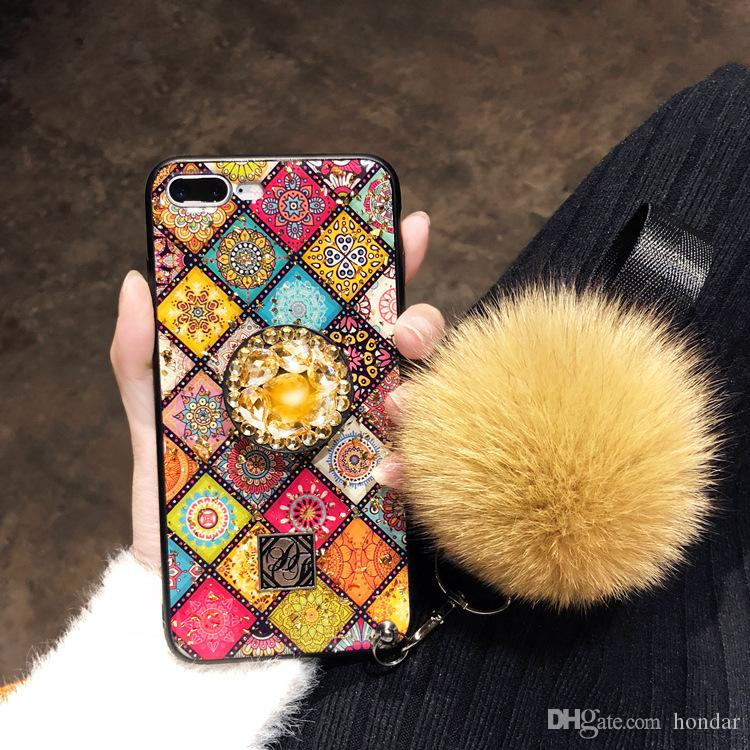 Cell Phone Accessories Collection Here For Iphone Xs Max X Xr 8 7 6s Plus Cases Glossy Shockproof Summer Cool Ice Fruit To Have A Unique National Style