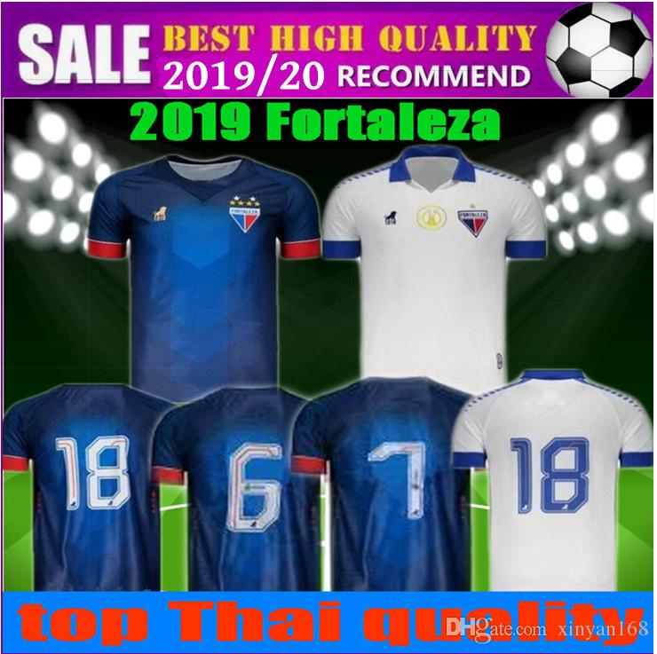 9c6438290 2019 New 2019 2020 Fortaleza EC Fc SOCCER JERSEYS 19 20 HOME BLUE AWAY  WHITE BRASIL LEAGUE BRAZIL FOOTBALL JERSEY SHIRTS From Xinyan168
