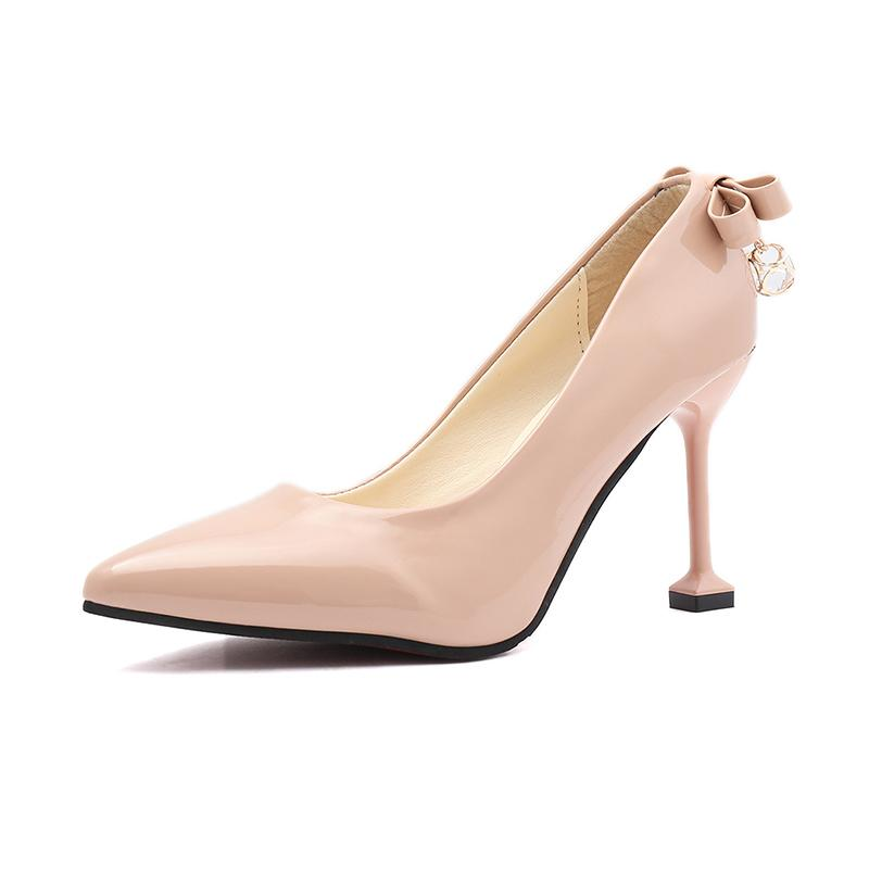 40 Bout Couleur Designer Chaussures Nude 34 Acheter Taille Robe rxBEQCoWde