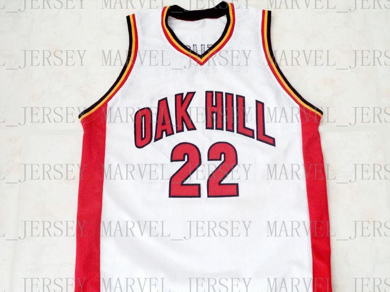 Wholesale Carmelo Anthony 22 Oak Hill High School Basketball Jersey ... 0d3f1ff6a
