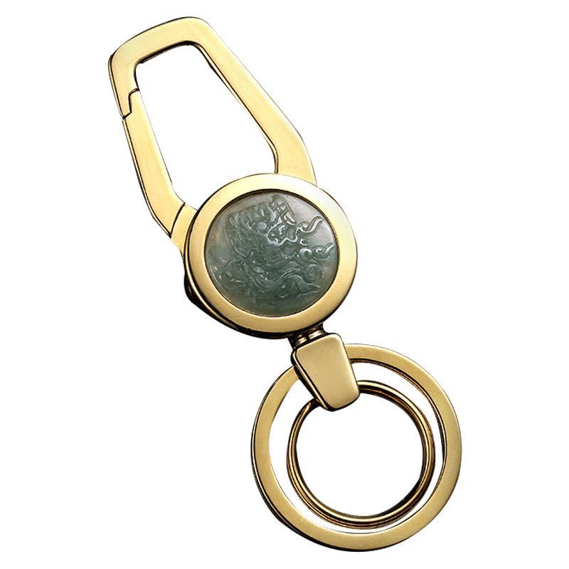 Fashion Luxury Keychain Alloy Luxury Car Keychainskeys Rings Elegant