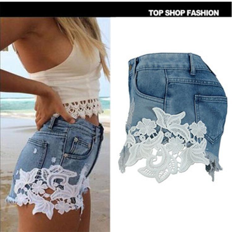 2544e5963d31 2019 Plus Size Jeans Womens High Waisted Jeans Sale Items Polyester Shorts  Medium Button Fly Vintage Mom Casual 2019 Girls New From Smotthwatch, ...