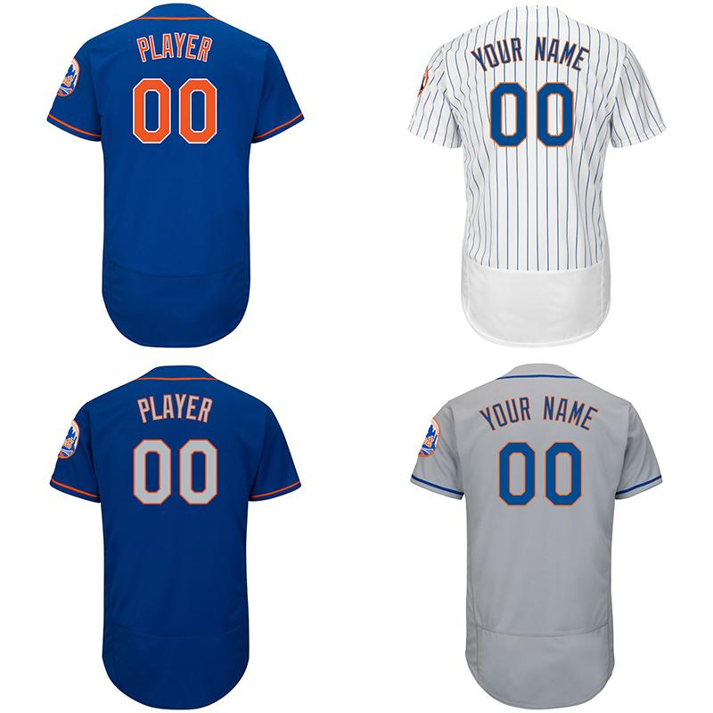 2019 Mens Custom New York Mets Jacob DeGrom Noah Syndergaard Mike Piazza  Darryl Strawberry Dwight Gooden David Wright Baseball Jersey From Langtou fd9e3f299
