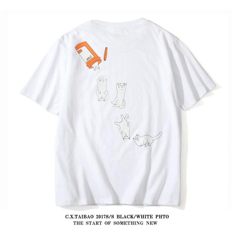 bdcbe4d5 Cheap Kids Black White Striped T Shirt Best Fashion Summer Men T Shirt  Casual