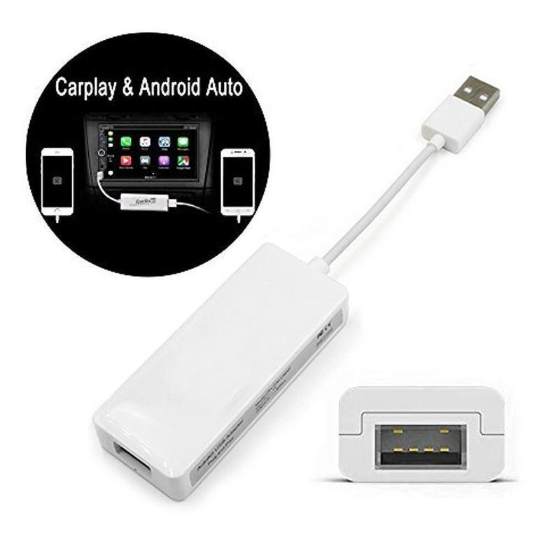 2019 Carplay Usb Dongle Fit For Wince Apple Iphone And Android Car