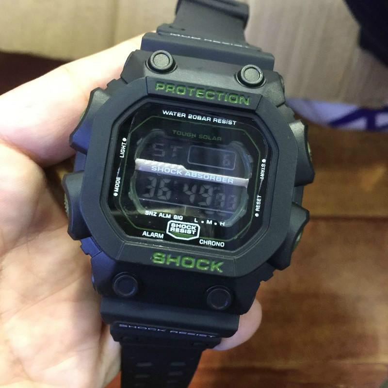 Мужские наручные часы с любой подсветкой