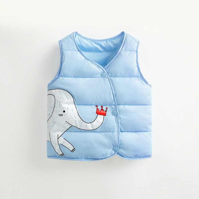 cb7fd8231dfa Good Qulaity Kids Vest Boys Spring Waistcoats Vest for Girls Baby ...