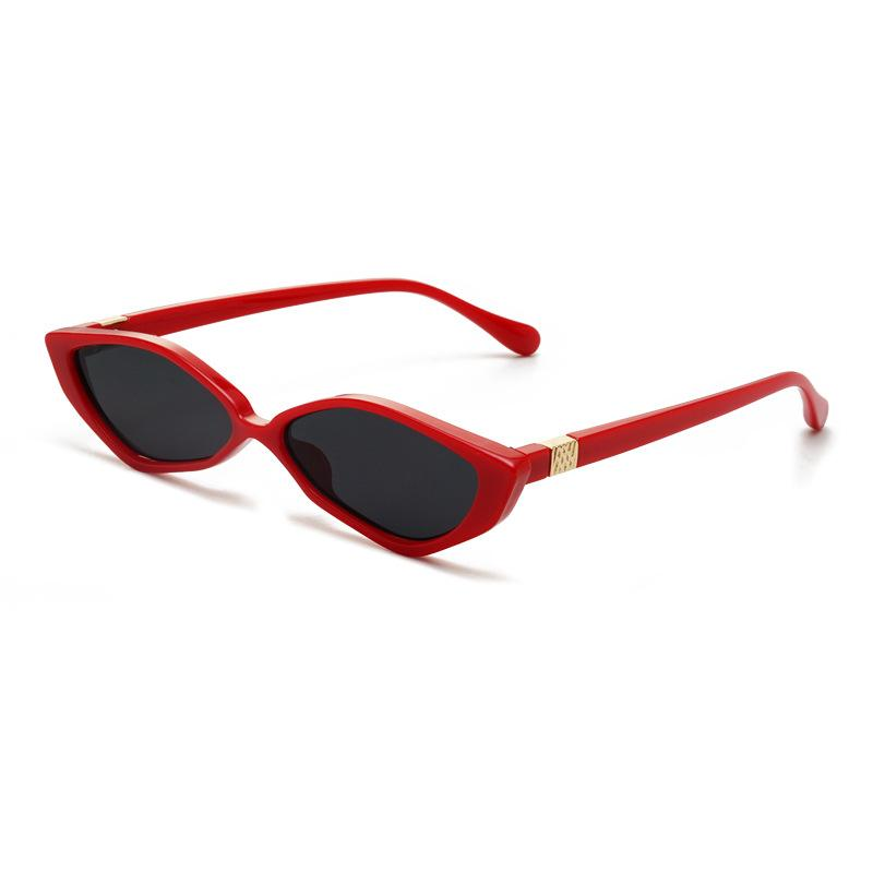 1975e724df Tiny Chic New Designer Sunglasses For Women Vintage Cateye Fashion Sunglass  Woman Brand Cat Eye Shades Oculos De Sol Locs Sunglasses Suncloud Sunglasses  ...