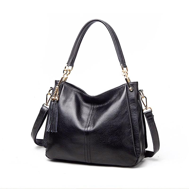 Wholesale High Quality Genuine Leather Handbags Women Female Crossbody Bag Fashion Designer Luxury Evening Party Bag